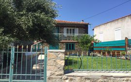 traditional house with view sykia sithonia 3