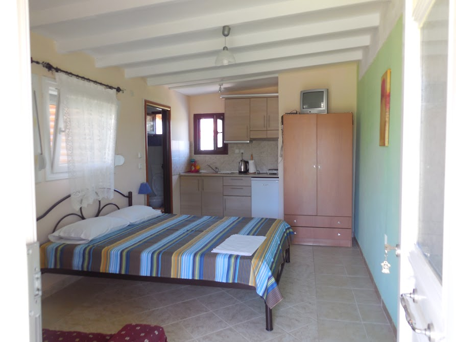agathas house sykia sithonia 2 bed studio no. 3 (2)