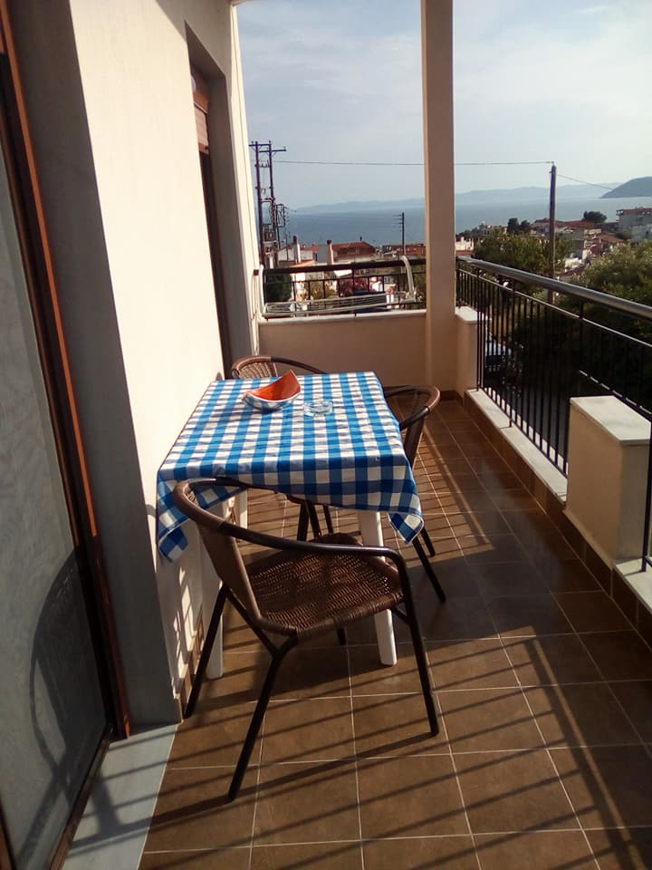 sofis house neos marmaras sithonia 4 bed duplex apartment 1