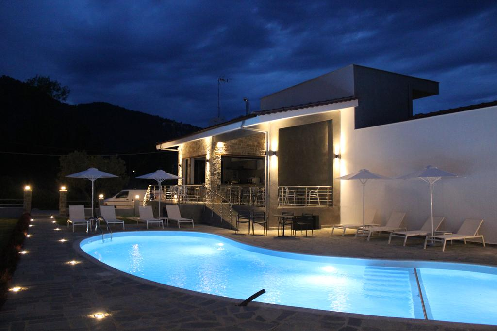 theros villas and suites golden beach thassos 4