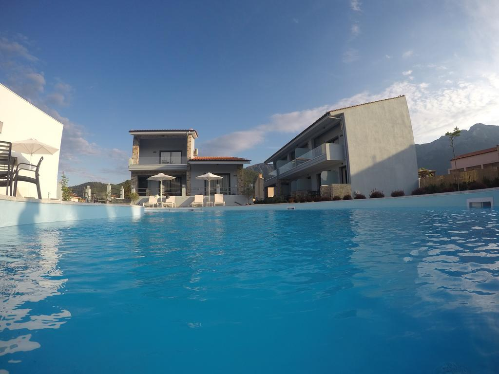 theros villas and suites golden beach thassos 5