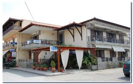 eleftheria house sarti sithonia 1