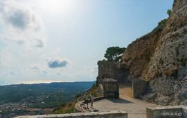 saint george castle kefalonia 1
