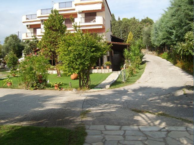 karvounoskala pension stratoni athos 2
