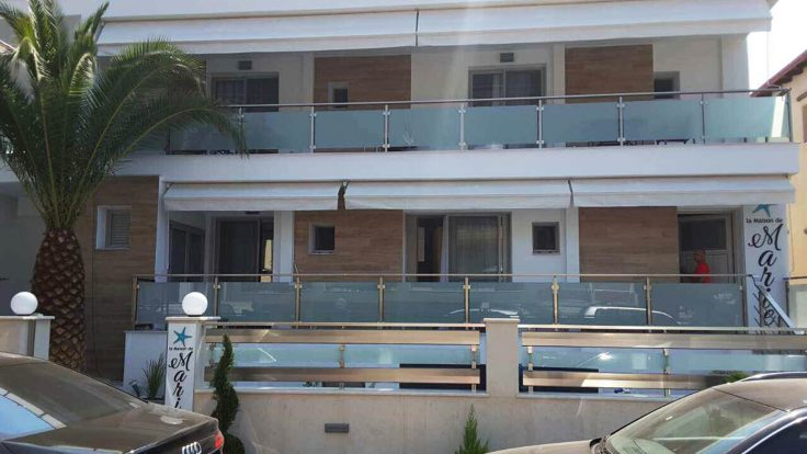 la maison de marie hotel sarti sithonia accommodation