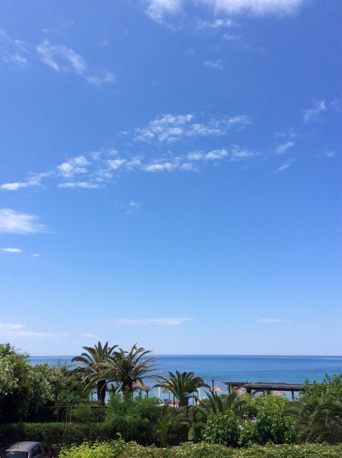 alonaki beach apartments riza epirus 4