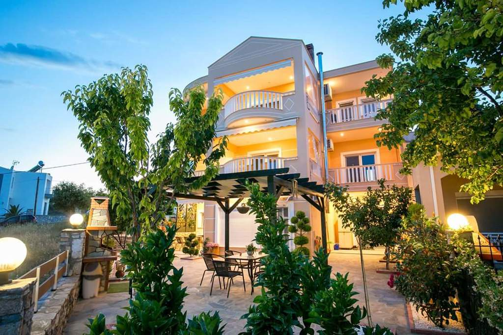 luxury view apartments limenaria thassos 13