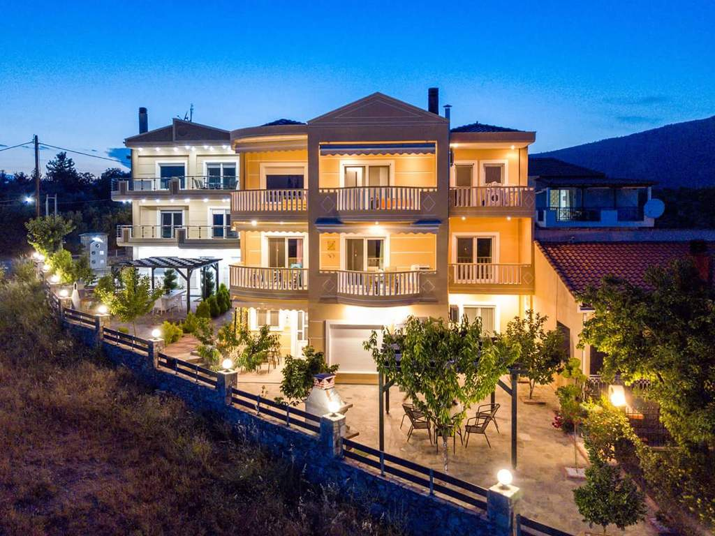 luxury view apartments limenaria thassos 14