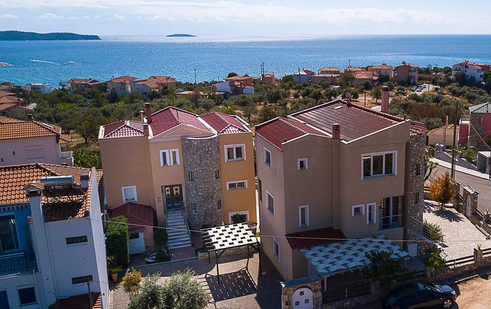 luxury view apartments limenaria thassos 2