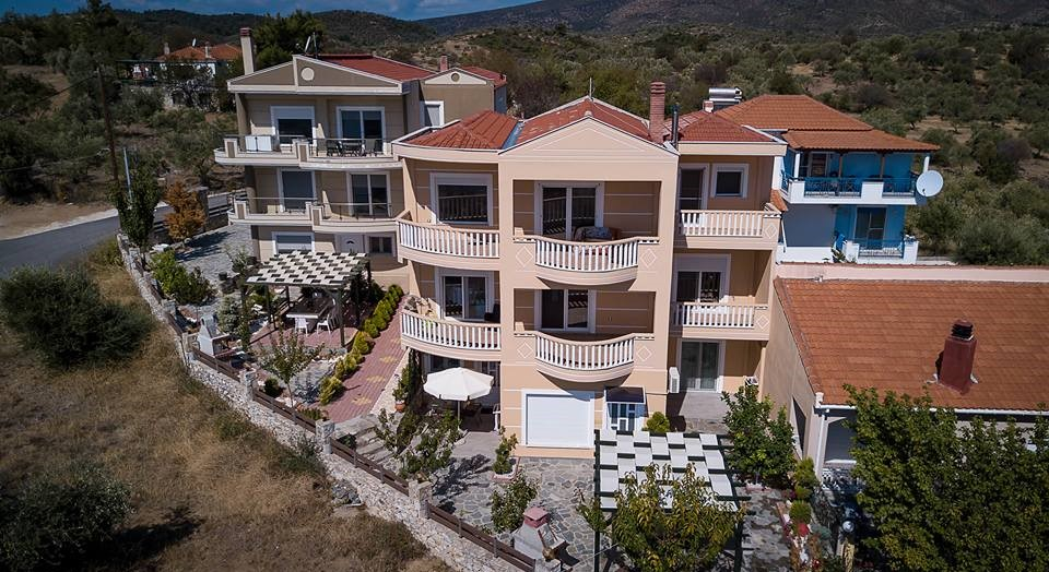 luxury view apartments limenaria thassos 3