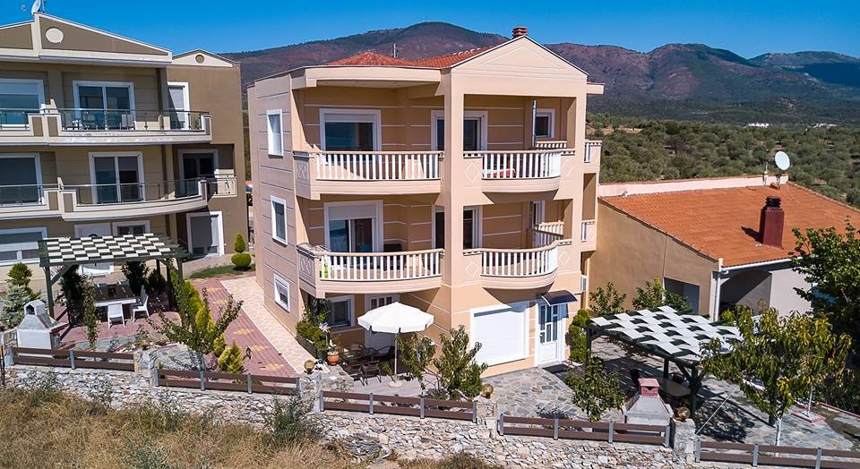 luxury view apartments limenaria thassos 4