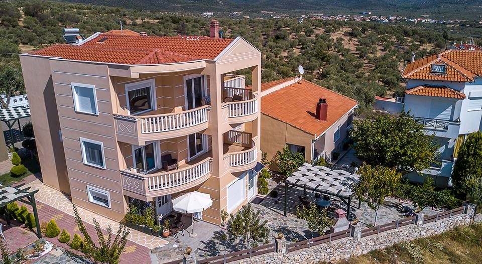 luxury view apartments limenaria thassos 5