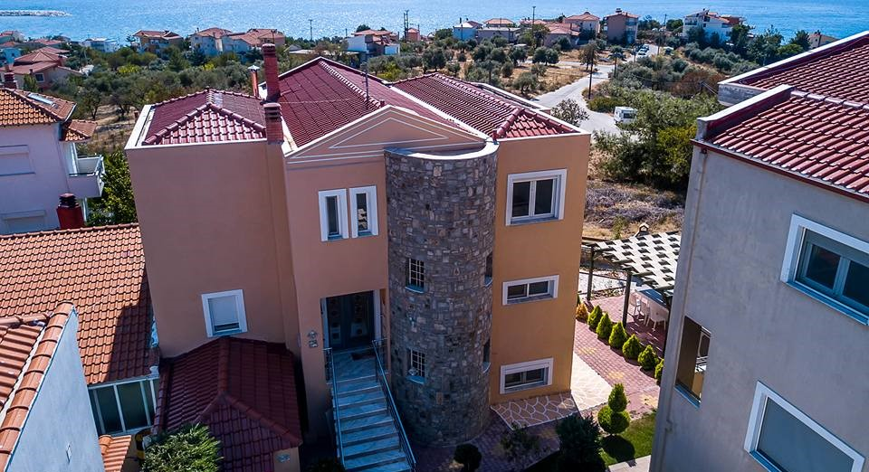 luxury view apartments limenaria thassos 6