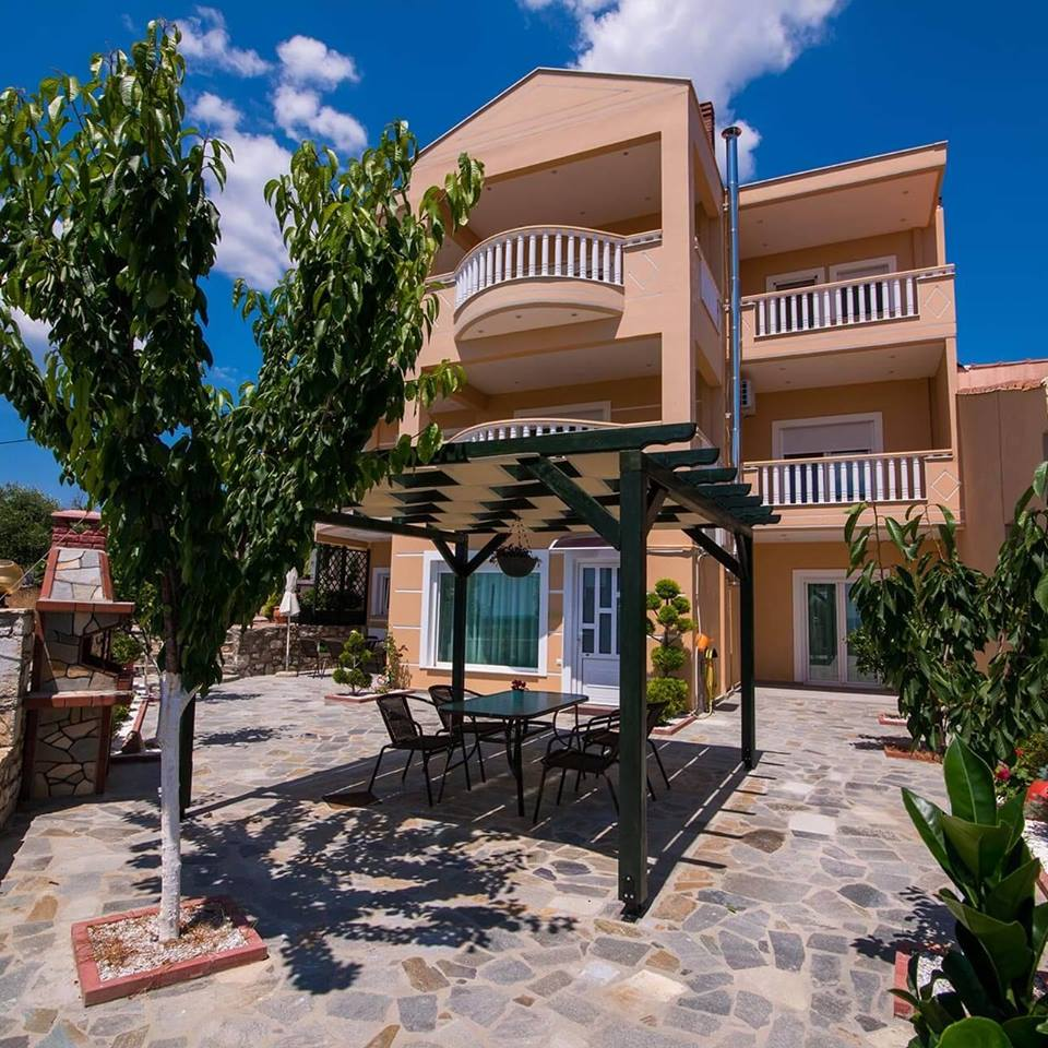 luxury view apartments limenaria thassos 9