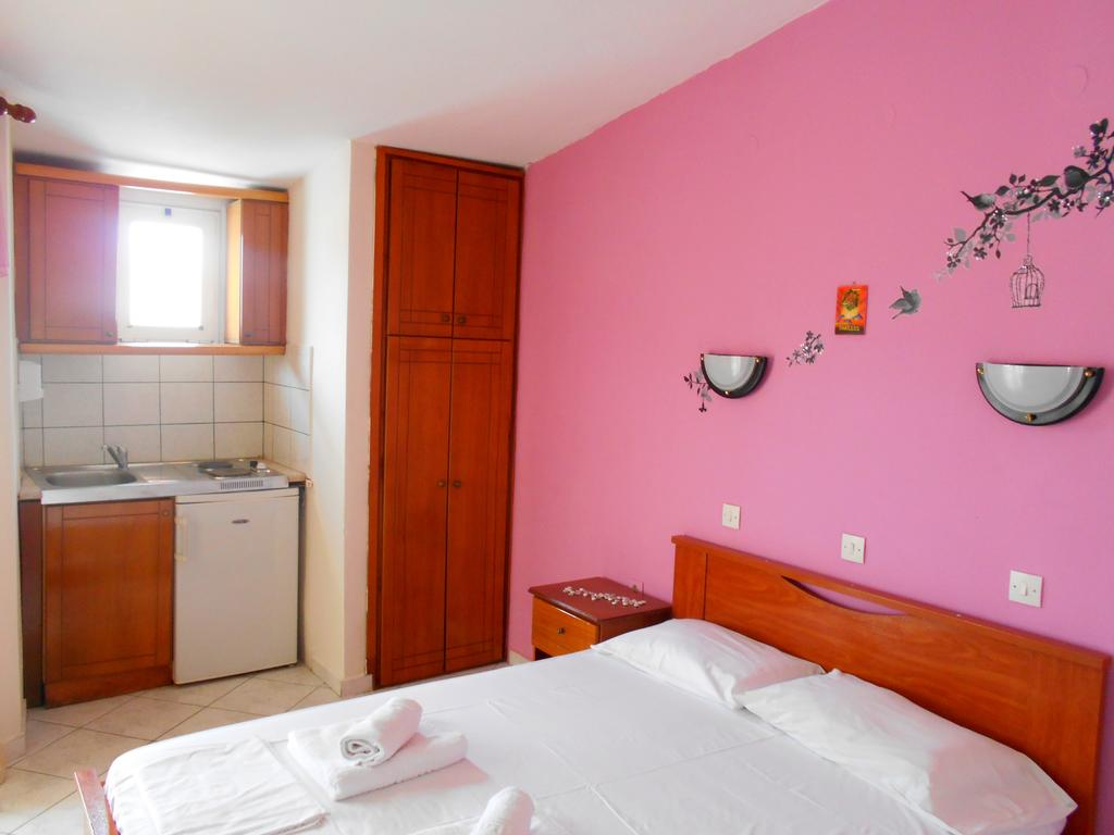katerina studios limenaria thassos 2 bed studio mountain view 4
