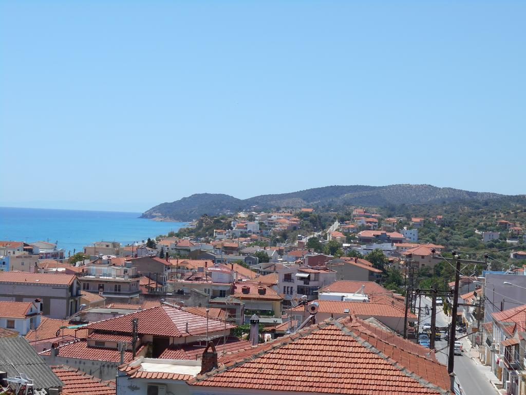 katerina studios limenaria thassos 2 bed studio second floor sea or mountain view 3