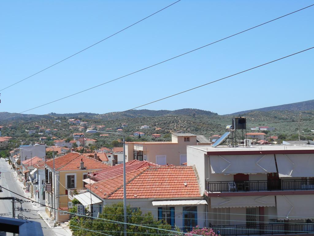 katerina studios limenaria thassos 2 bed studio second floor sea or mountain view 4