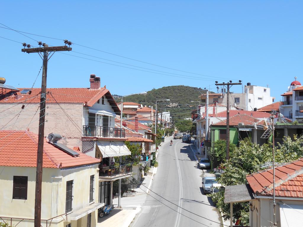 katerina studios limenaria thassos 2 bed studio second floor sea or mountain view 6