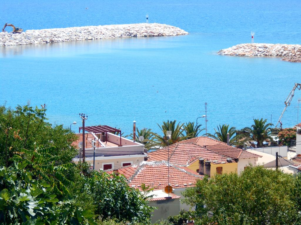 katerina studios limenaria thassos 2 bed superior studio sea view 3
