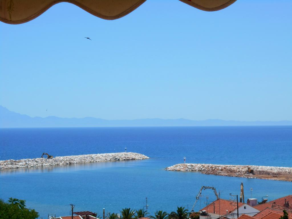 katerina studios limenaria thassos 2 bed superior studio sea view 4