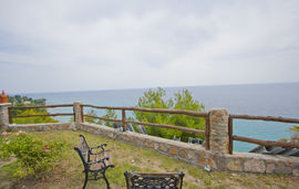 andys place amazing sea view villa possidi kassandra 5