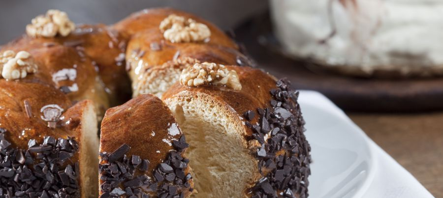 tsoureki greek sweet bread (3)