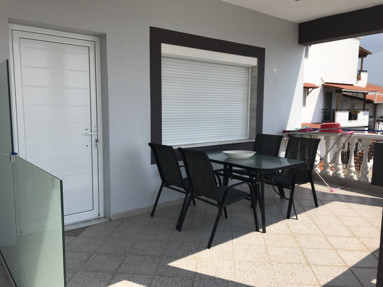 antonis rooms limenaria thassos 3 bed std front  (2)
