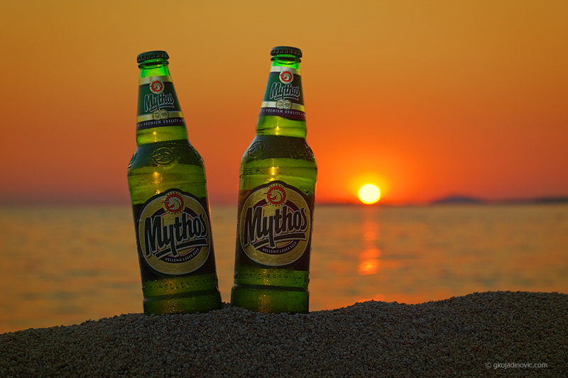the best greek beer