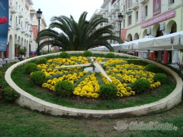 floral clock thessaloniki (4)