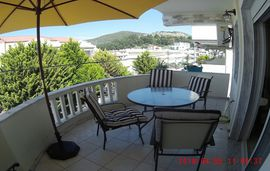 afrodite apartment nea peramos kavala 2nd floor balcony 1