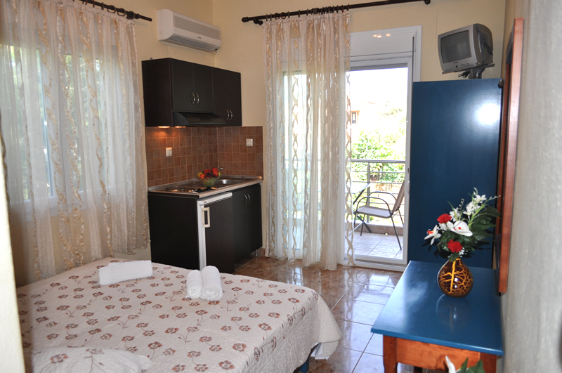 plaisir studio limenaria thassos 2 bed studio 10