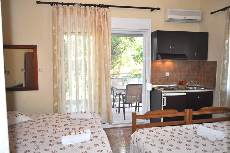 plaisir studio limenaria thassos 4 bed studio 4