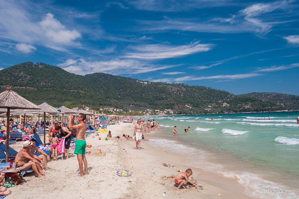 golden beach thassos 5