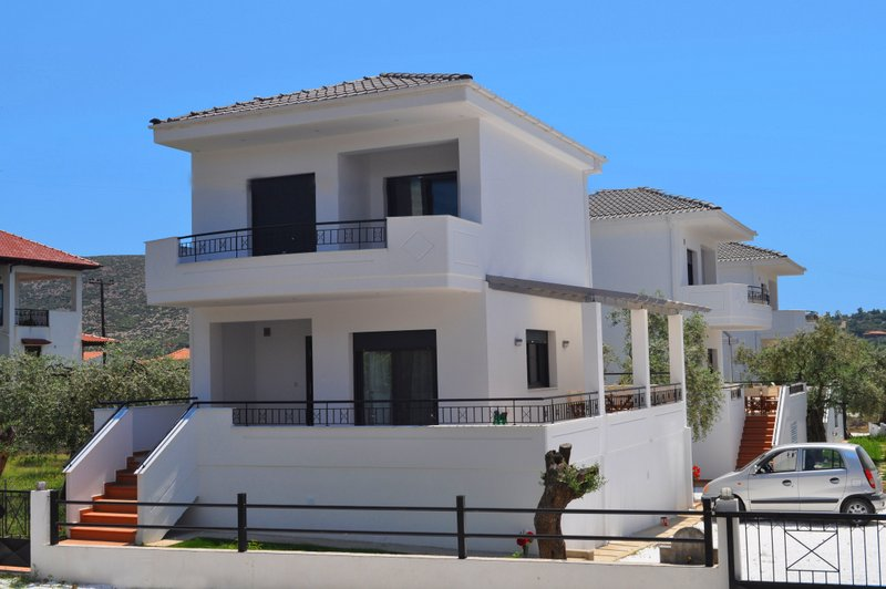 scandia villas potos thassos 1