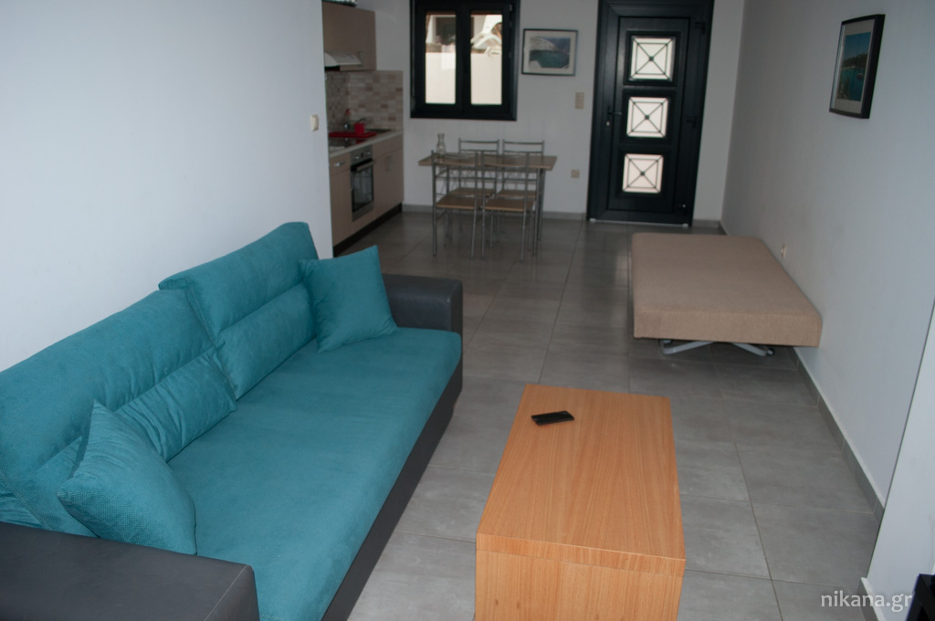 scandia villas semi based apartment potos thassos 7