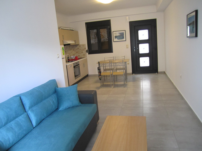 scandia villas semi based apartment potos thassos 8