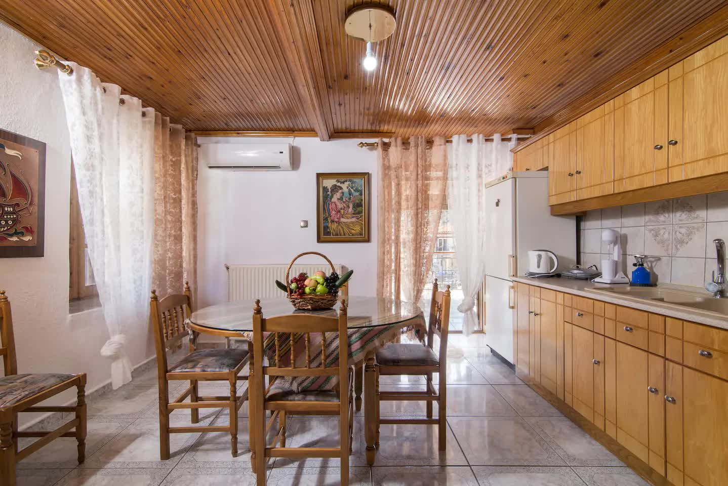 draganis house sykia sithonia apartment upper floor 11