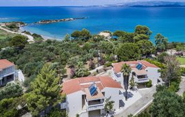 sunset beach apartments minia kefalonia 1