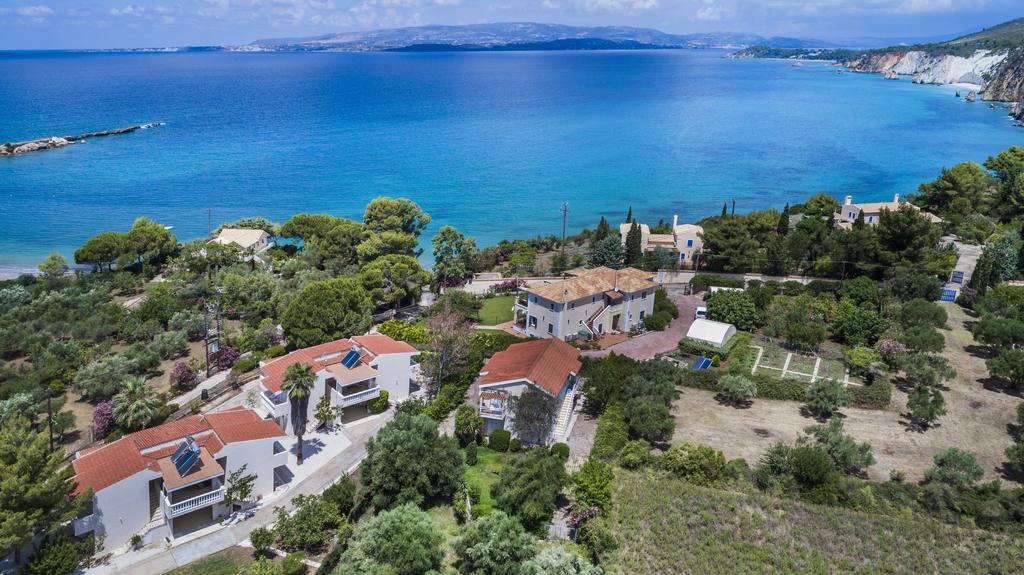 sunset beach apartments minia kefalonia 4