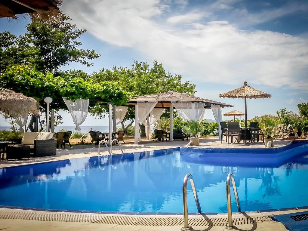 Annas Star Beach Hotel Potos Thassos Accommodation