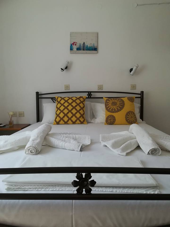 stavros and sotiria rooms potos thassos 2 bed studio first floor 3