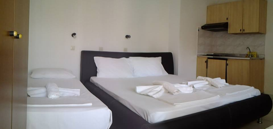 stavros and sotiria rooms potos thassos 3 bed studio first floor 2