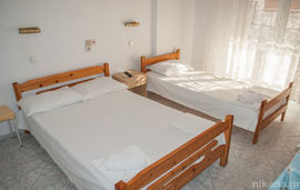 eleni and sotiris rooms potos thassos 3 bed std 1st floor #3  (2)