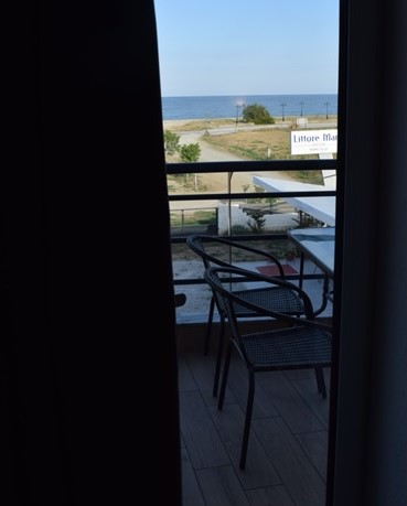 littore maris rooms paralia vrasna thessaloniki 4 bed studio second floor second building 2