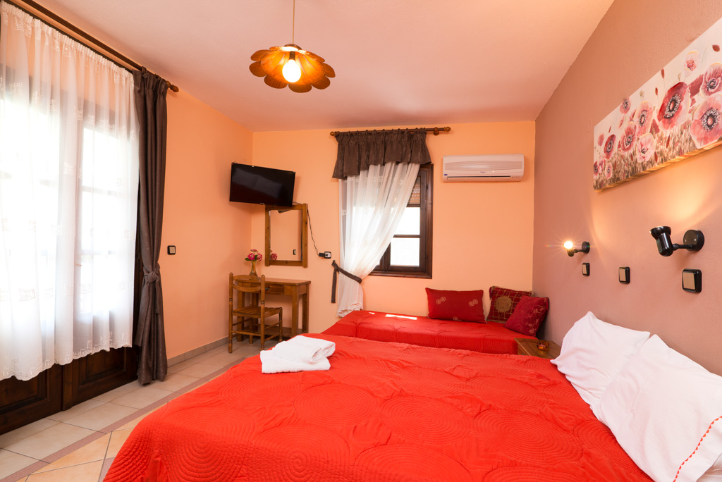 anastasia apartments skala potamia thassos room no. 4 first floor 4