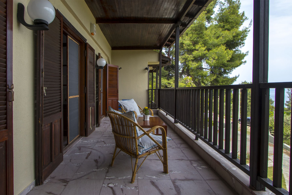willow sea view villa kriopigi kassandra 15