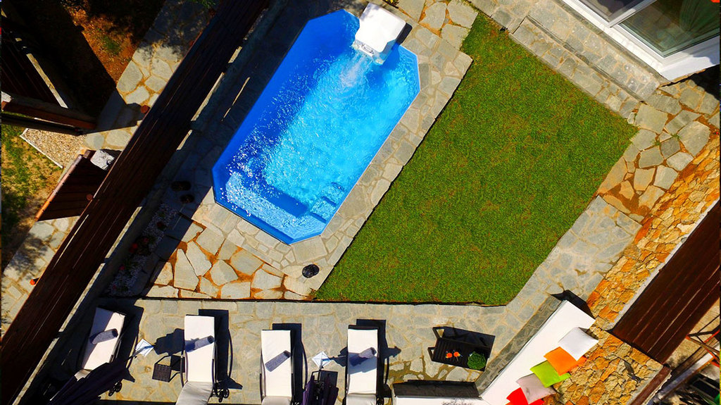 salonikiou beach luxury residences salonikiou sithonia 6 bed luxury suite pearl 6