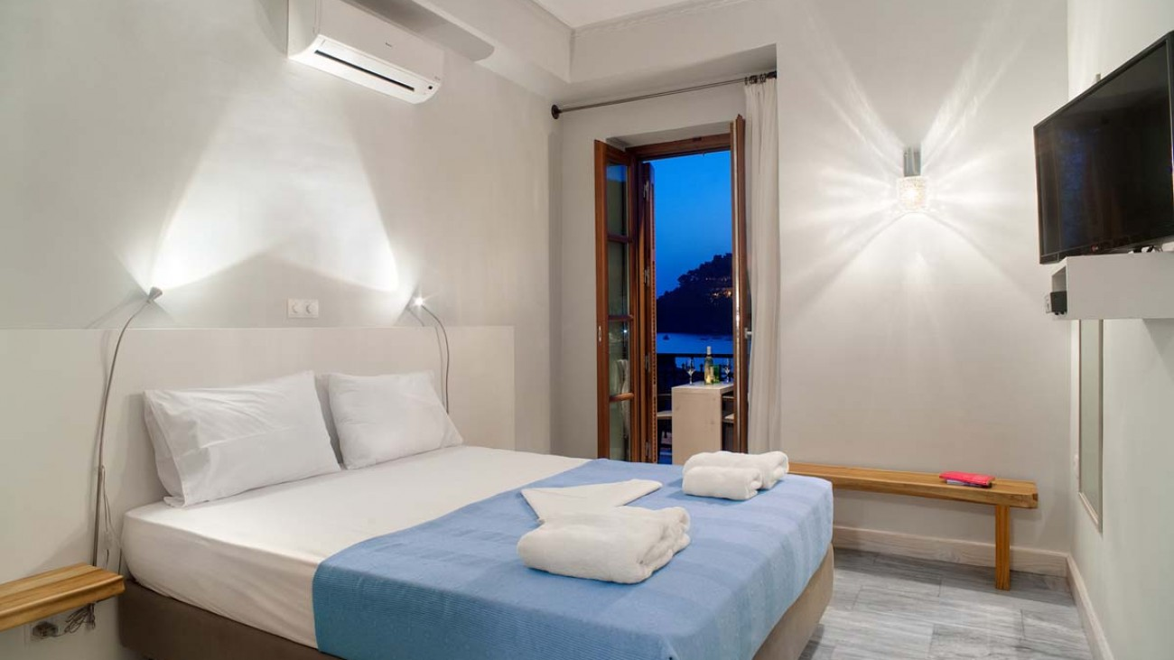 rossa villa boutique beach resort parga epirus deluxe double sea view 4