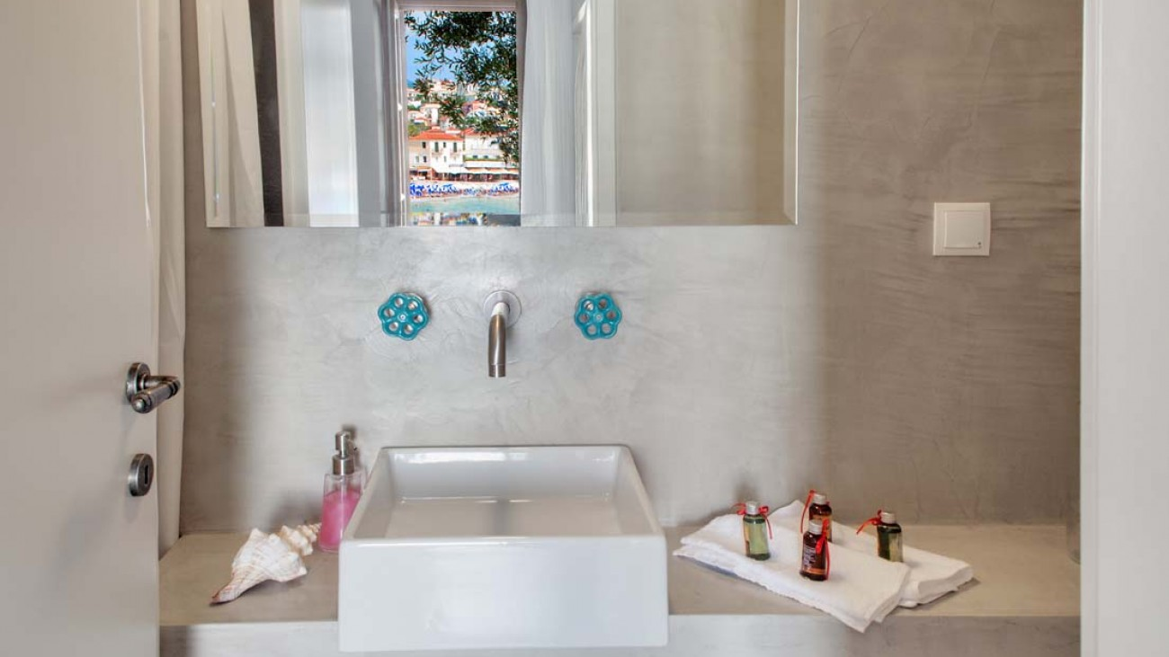 rossa villa boutique beach resort parga epirus deluxe double sea view 5