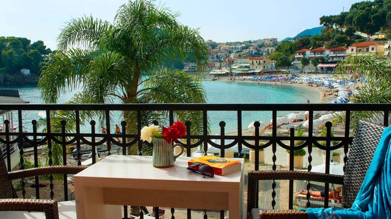 rossa villa boutique beach resort parga epirus sea view suite 1